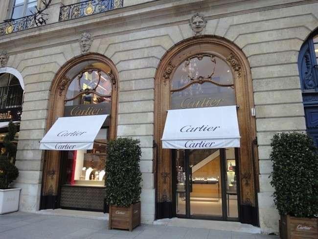 Danoro seriet competenza e professionalit for Paris vendome gioielli